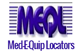 Med-E-Quip Locators, Logo